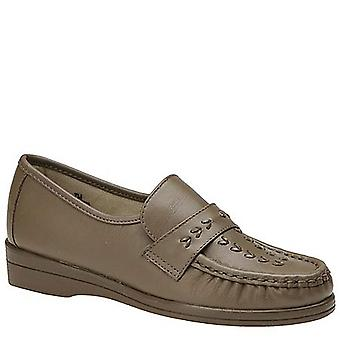 softspots - Womens - Venus Lite, Taupe, Size 6.5