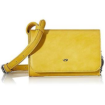 Fritzi aus Preussen Poshbag Mini - Yellow Women's Shoulder Bags (Lemon) 5.5x20x13 cm (W x H L)