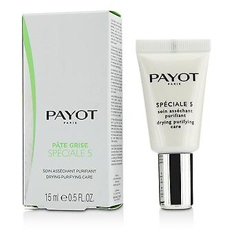 Payot Pate Grise Speciale 5 tørking rense seg 15ml/0,5 oz