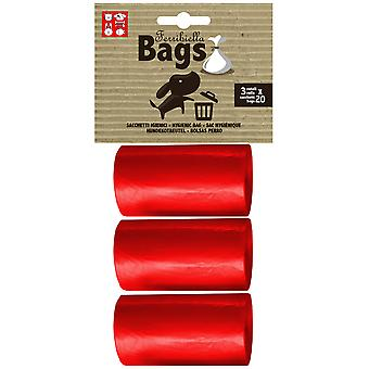 Ferribiella Replacement Bags 3Rolls X 20Bags
