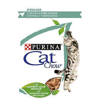 Cat Chow Esterilizado con Pollo (Cats , Cat Food , Wet Food)