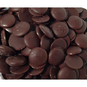 Dark Chocolae Covered Sliced Ginger-( 11lb )
