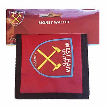 West Ham United FC officielle Crest Design penge pung