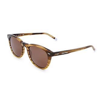 Calvin klein ochelari de soare unisex maro ck4358s