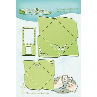 LeCrea - Lea'bilitie Envelopes Cut and Embossing Die 45.2779 4x5,5 - 3x4cm