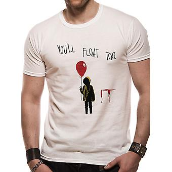 It-you'll Float Too T-Shirt