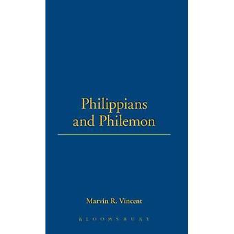 Philippians ja Philemon Vincent & Marvin R.
