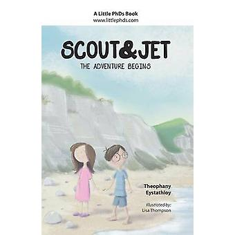 Scout and Jet The Adventure Begins by Eystathioy & Theophany