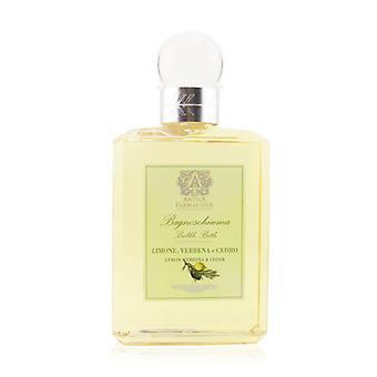 Bubble Bath - Lemon Verbena & Cedar - 467ml/15.8oz