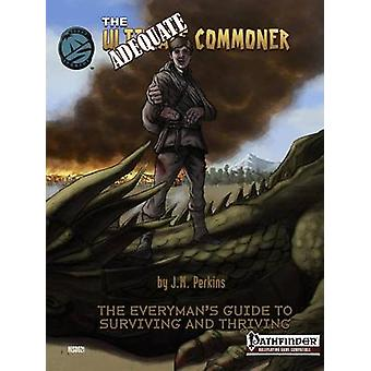 Adequate Commoner for Pathfinder by Perkins & J.M.