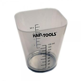Hair tools non-slip peroxide measure