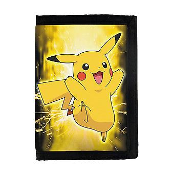 Pokemon Pikachu Lompakko