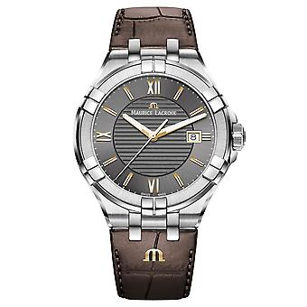 Maurice Lacroix AI1008-SS001-333-1 Men's Aikon Wristwatch
