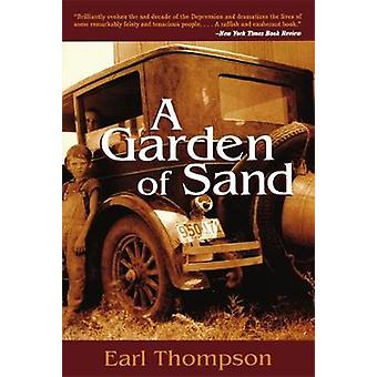 A Garden of Sand by Earl Thompson - 9780786709465 Book