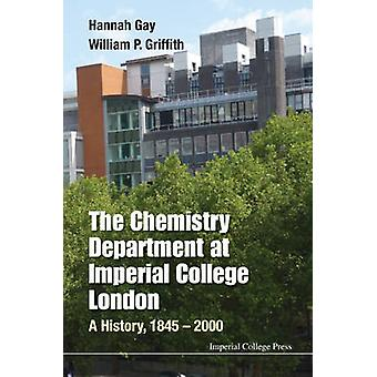 Chemistry Department At Imperial College London - The - A History - 18