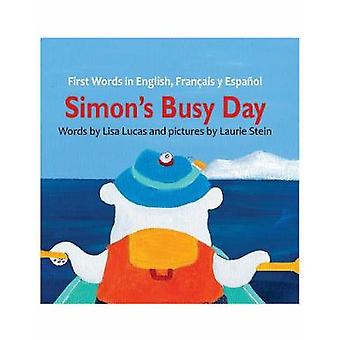 Simonas Busy Day - Story Book by Olivia Hardy - 9789384841980 Book