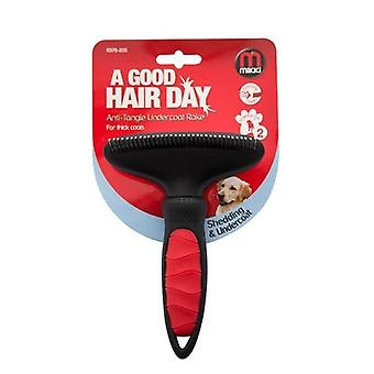 Mikki Anti-Tangle Undercoat Dog Grooming Brush
