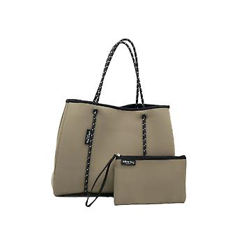 WILLOW BAY AU DAYDREAMER Neopreen Tote Bag - SAGE