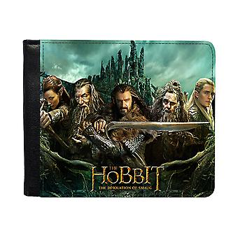 The Hobbit The Desolation of Smaug 2-delad Plånbok