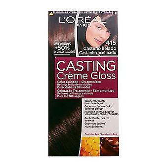 Dye No Ammonia Casting Creme Gloss L'Oreal Make Up Frozen chestnut