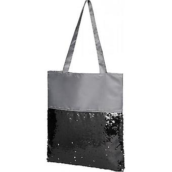 Bullet Mermaid Sequin Tote Bag