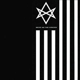 Bring Me The Horizon Coaster Antivist band logo new Official 9.5cm x 9.5cm