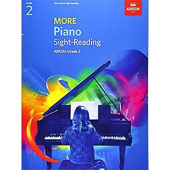 More Piano Sight-Reading - Grade 2 - 9781786012838 Book