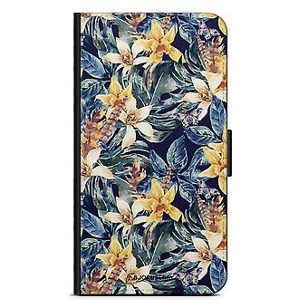 Bjornberry Case Sony Xperia XZ Premium - Lilies