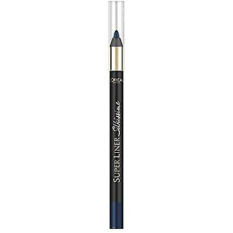 L'Oreal Paris Super Liner Silkissime 03 Moonlight Blue Waterproof Eyeliner