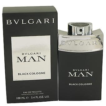Bvlgari homem negro colônia Eau De Toilette Spray por Bvlgari 3,4 oz Eau De Toilette Spray