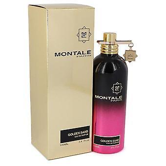 Montale Golden Sand Eau De Parfum Spray (Unisex) von Montale 3.4 oz Eau De Parfum Spray
