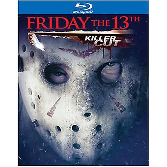 Friday the 13th (2009) [Blu-ray] USA import