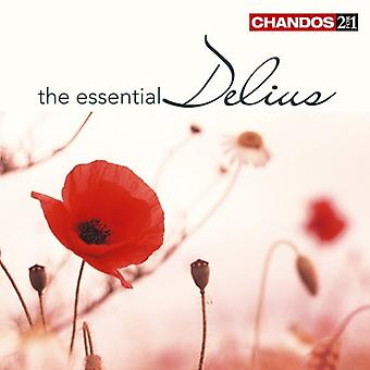 F. Delius - The Essential Delius [CD] USA import