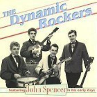 Dynamic Rockers & John Spencer - The Best of [CD] USA import