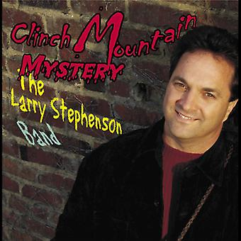 Larry Stephenson - Clinch Mountain Mystery [CD] USA import