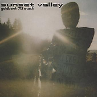 Sunset Valley - Goldbank 78 Stack [CD] USA import