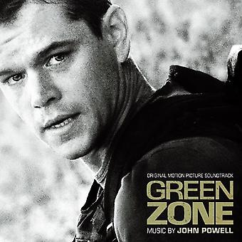 John Powell - Green Zone [Original Motion Picture Soundtrack] [CD] USA import