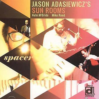 Jason Adasiewicz - importación USA espaciador [vinilo]
