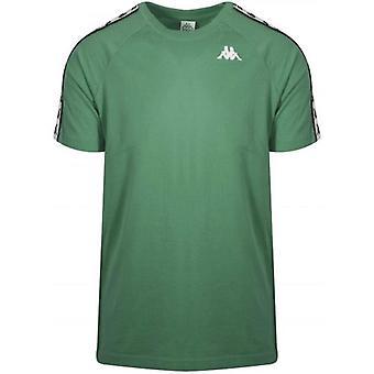 Kappa Green Coen Banda T-Shirt