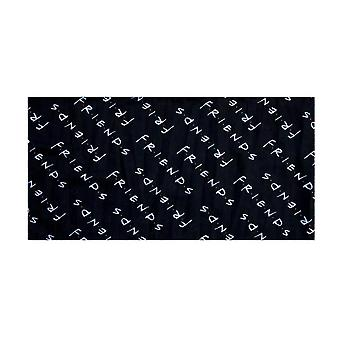 Friends Logo Multi-Functional Face Scarf
