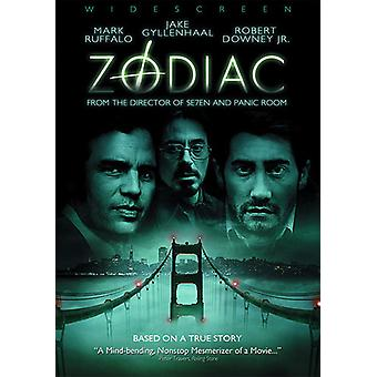 Zodiac [DVD] USA import