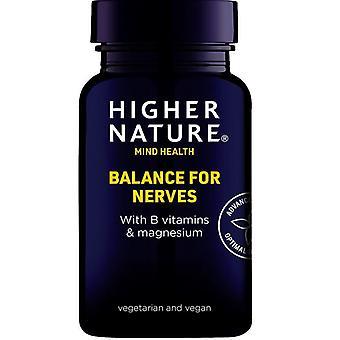 Hogere natuurbalans voor zenuwen groenten capsules 30 (QBN030)