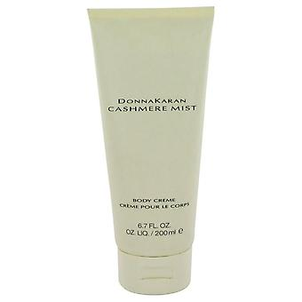 Cashmere Mist Body Cream By Donna Karan 6.7 oz Body Cream