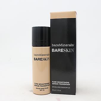 Bareminerals Bareskin Pure Brightening Serum Foundation Spf 20 1oz Nouveau avec boîte