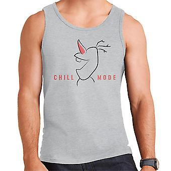Disney Frozen II Olaf chill-modus menn ' s vest