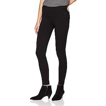 Marque - Daily Ritual Women-apos;s Seamed Front 2-Pocket Ponte Knit Legging,...