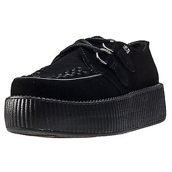 T.U.K Blackout Party Creeper Unisex Creeper Shoes in Black