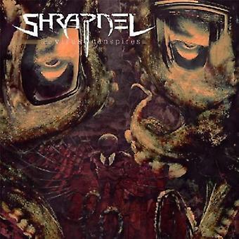 Shrapnel - Virus Conspiracies [CD] USA import