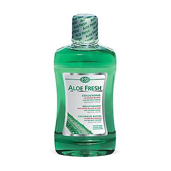 Aloe Fresh Mouthwash With Alcohol 500 ml