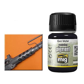 Ammo by Mig Pigments - Gun Metal